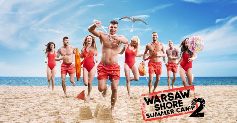 Warsaw Shore – Summer Camp 2 w MTV Polska