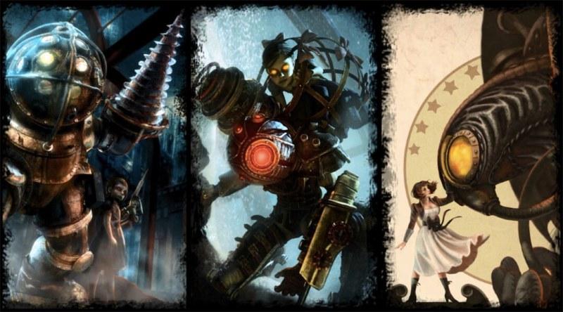 Seria BioShock może trafić na Nintendo Switch