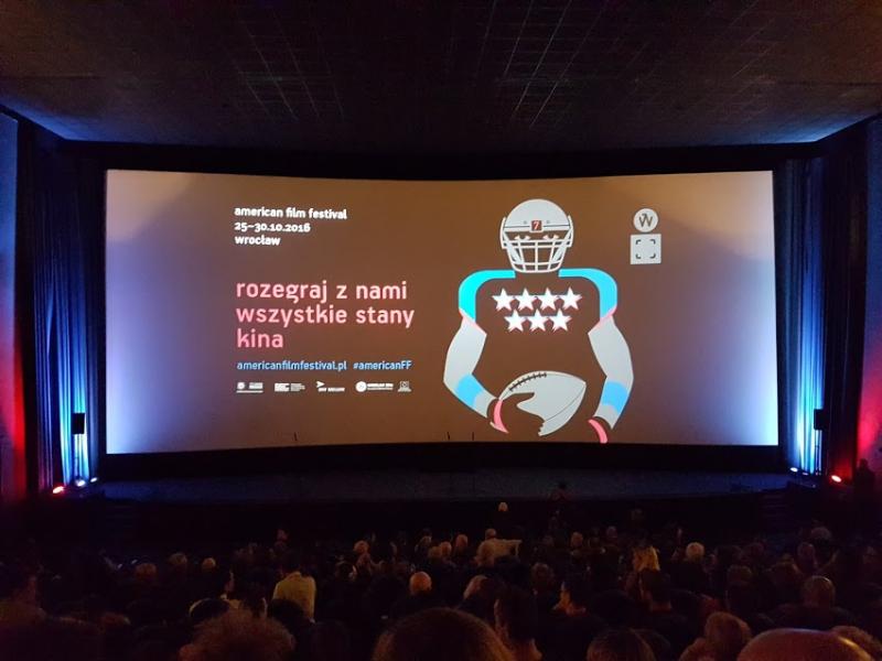 Nowe Horyzonty i American Film Festival łączą siły. W listopadzie zobaczymy obydwie imprezy