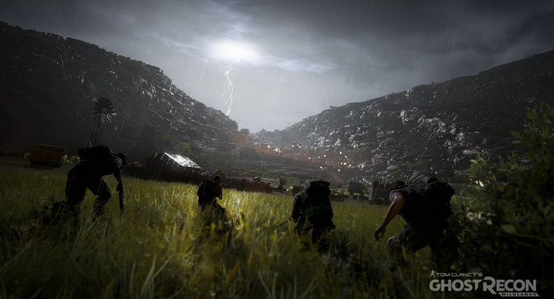Wirtualna Boliwia. Ujawniono imponującą mapę z Ghost Recon: Wildlands