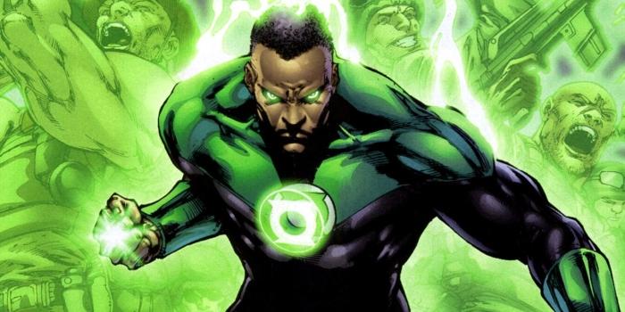 Liga Sprawiedliwości Zacka Snydera - tak wyglądał Zielona Latarnia na planie