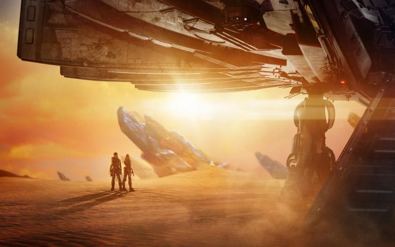 QUIZ: Co to za film science fiction? Rozpoznaj film po zdjęciu