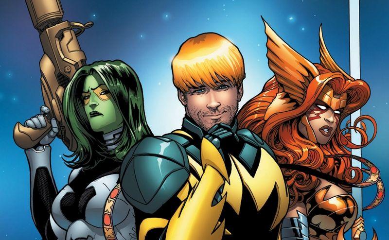 Guardians of the Galaxy. Strażnicy Galaktyki #03: Nieskończoność: Kosmiczne epizody – recenzja