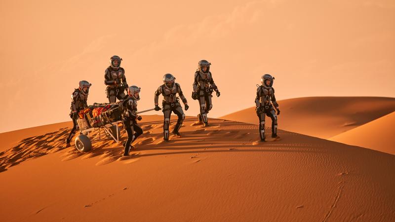 Nowe nazwiska w obsadzie 2. sezonu serialu Mars. Ruszają zdjęcia