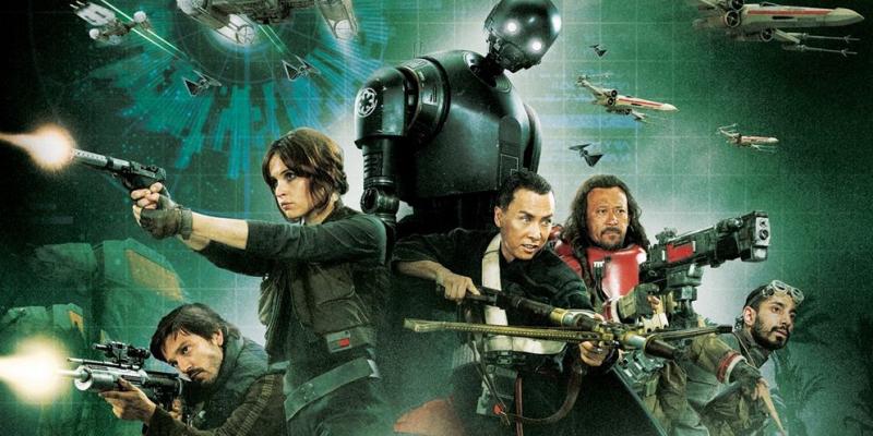 Czy Łotr 1 to najlepszy film w uniwersum Gwiezdnych Wojen?