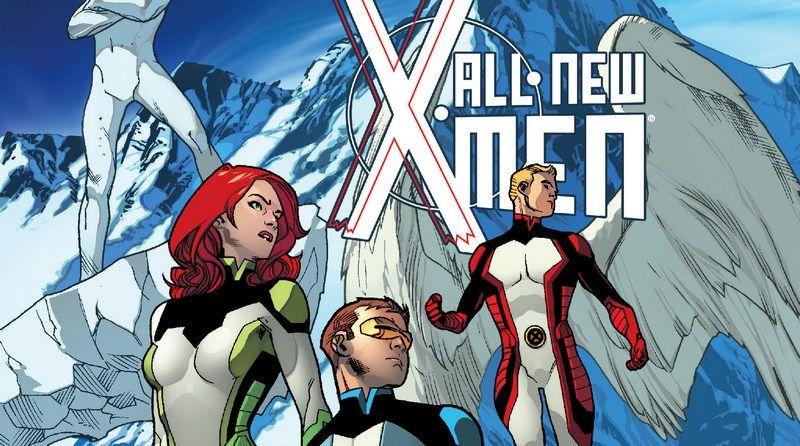 All New X-Men #4: Tak Inni – recenzja komiksu