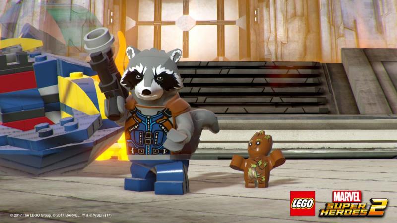 Pełen zwiastun LEGO Marvel Super Heroes 2 ze Strażnikami Galaktyki