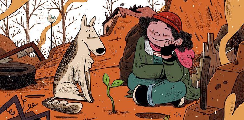 Bajka na końcu świata #01: Ostatni ogród – recenzja komiksu