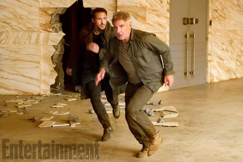 [SDCC 2017] Znamy czas trwania filmu Blade Runner 2049