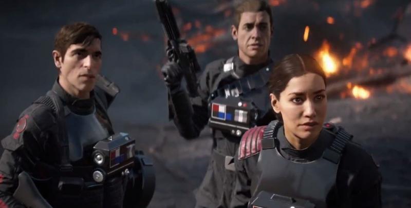 Star Wars: Battlefront II na PC tylko z polskim dubbingiem