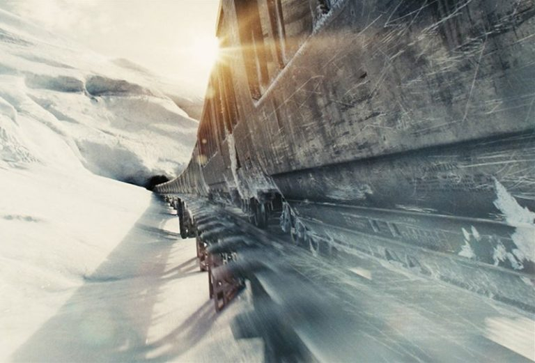Snowpiercer - pierwszy teaser serialu science fiction