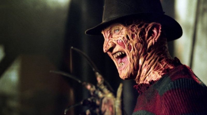 Freddy nie żyje: Koniec koszmaru - zobacz świetny, artystyczny plakat horroru