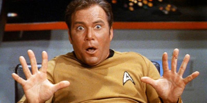 William Shatner poleciał w kosmos. Kapitan Kirk zapisuje się w historii