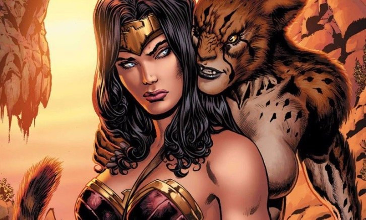 Wonder Woman 1984 - Cheetah na zdjęciu! Przeciwniczka superbohaterki w charakteryzacji!