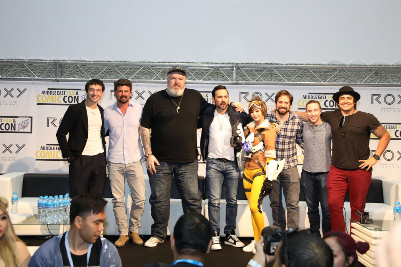 Middle East Film and Comic Con. Relacja z eventu w Dubaju