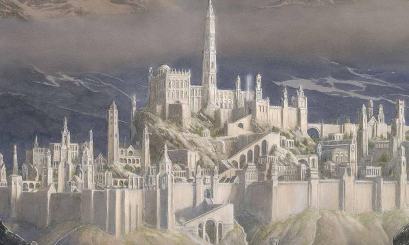 Upadek Gondolinu: przeczytamy jeszcze jedną książkę J.R.R. Tolkiena