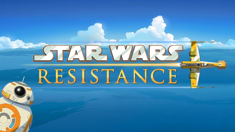 Tak prezentują się bohaterowie Star Wars Resistance. Zobacz pierwszą grafikę