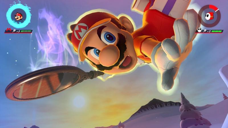 Mario Tennis Aces – recenzja gry