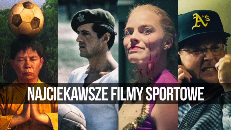 Nie tylko piłka nożna. Najciekawsze filmy sportowe || naEKRANACH #118
