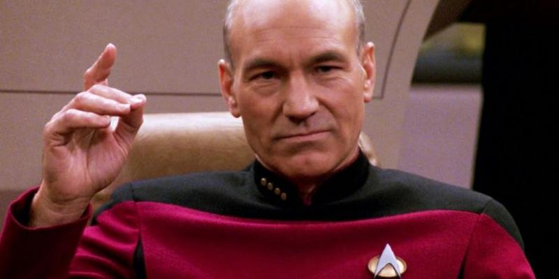 Star Trek: Picard - serial ma showrunnera. Uznany pisarz obejmuje stery