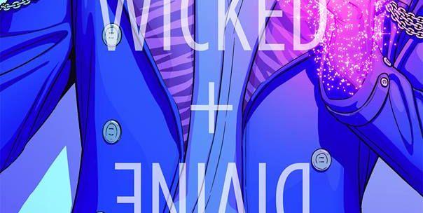 Obejrzyj plansze z 2. tomu komiksu The Wicked + The Divine