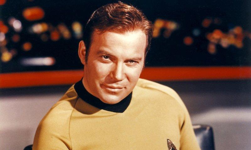 William Shatner powróci do świata Star Treka jako James Kirk? Aktor komentuje