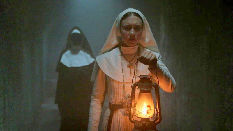 Zakonnica – za kulisami nowego horroru. Mamy materiał z komentarzami twórców
