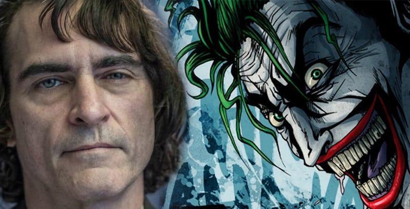 Joker – czytelnik naEKRANIE.pl vs. Boss Logic. Zobacz fanarty do filmu