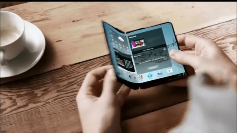 Samsung pracuje nad drugim składanym telefonem