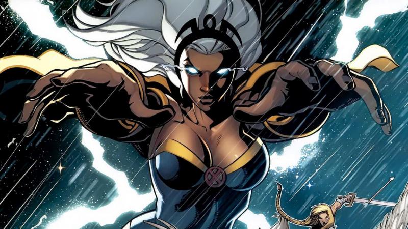 X-Men - komiksowa Storm jako fantastyczna figurka kolekcjonerska