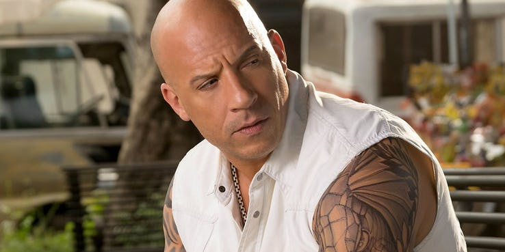 Vin Diesel wokalistą! Aktor w końcu wydał swój singiel pt. Feel Like I Do