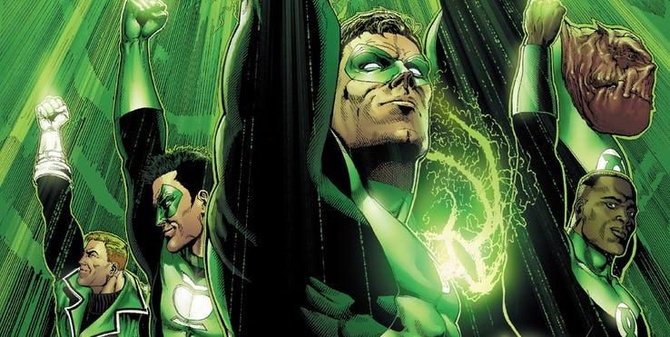 Green Lantern i Strange Adventures - HBO Max zamawia seriale komiksowe