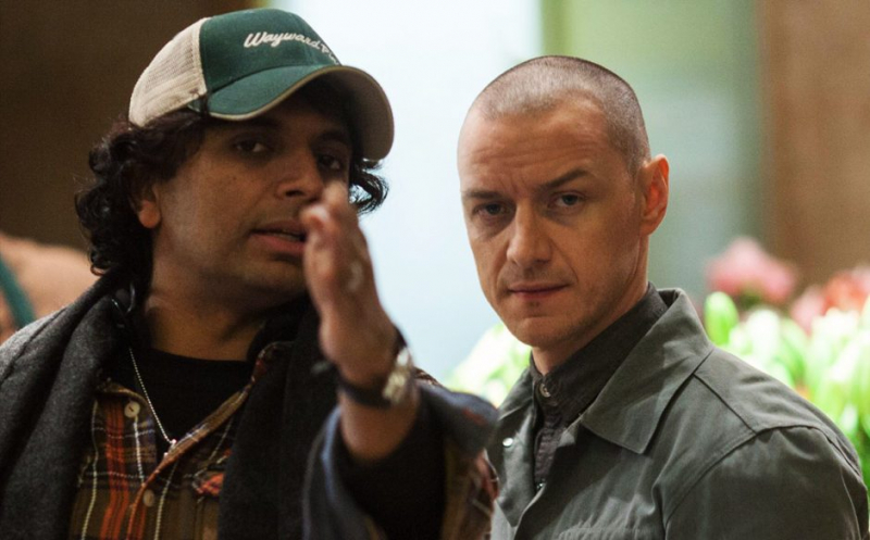 Dwa nowe filmy M. Nighta Shyamalana mają daty premier