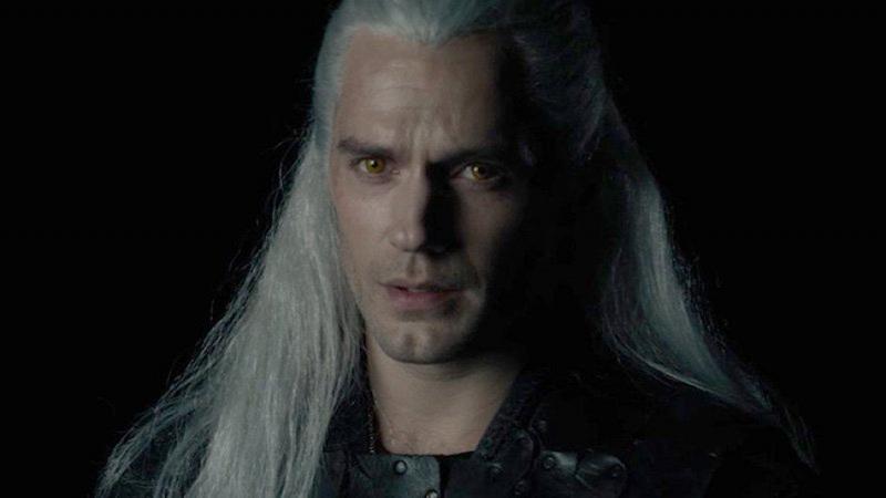 Wiedźmin - Henry Cavill pokazuje blizny Geralta. Nowe zdjęcie