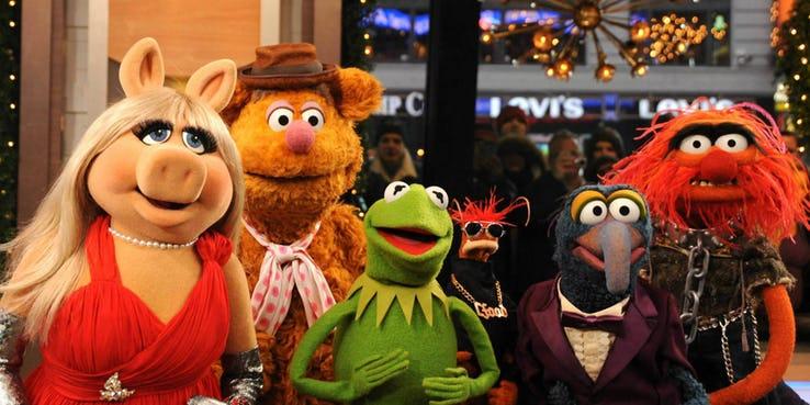 Muppety nie powrócą. Disney+ rezygnuje z serialu