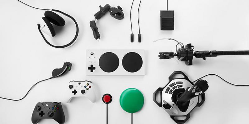 Google Stadia obsłuży Xbox Adaptive Controller