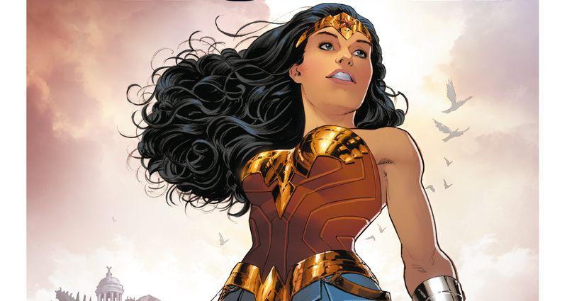 Wonder Woman #02: Rok pierwszy – recenzja komiksu