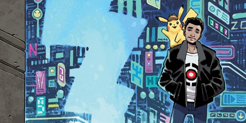 Pokemon: Detektyw Pikachu – powstanie komiks na podstawie filmu