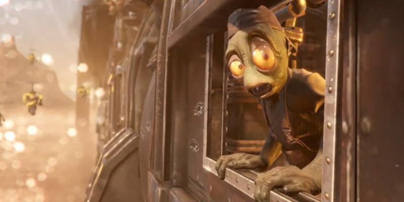 Premiera Oddworld: Soulstorm przesunięta. Abe będzie ratował pobratymców w przyszłym roku