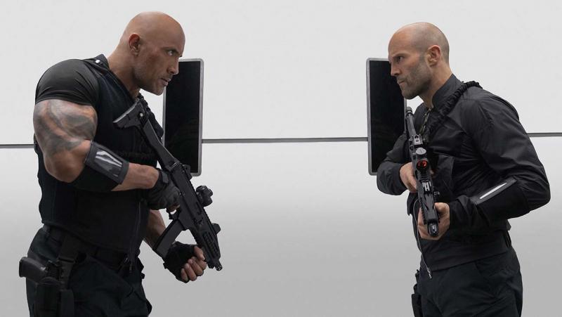 Szybcy i wściekli: Hobbs i Shaw - Dwayne Johnson o wycięciu krwawej sceny walki