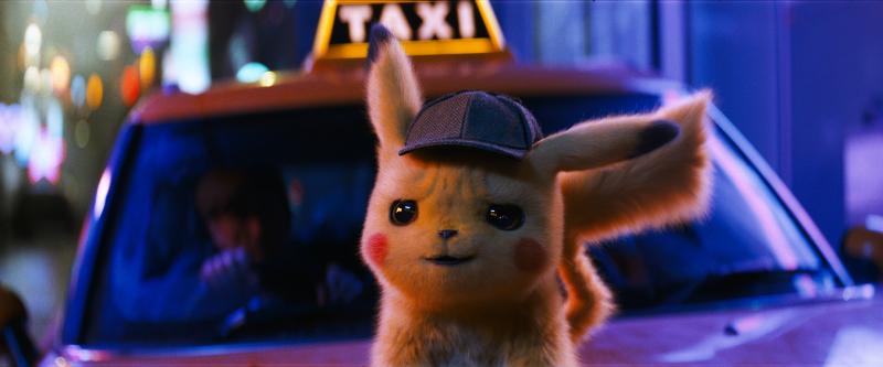 Pokemon: Detektyw Pikachu - galeria zdjęć postaci z filmu