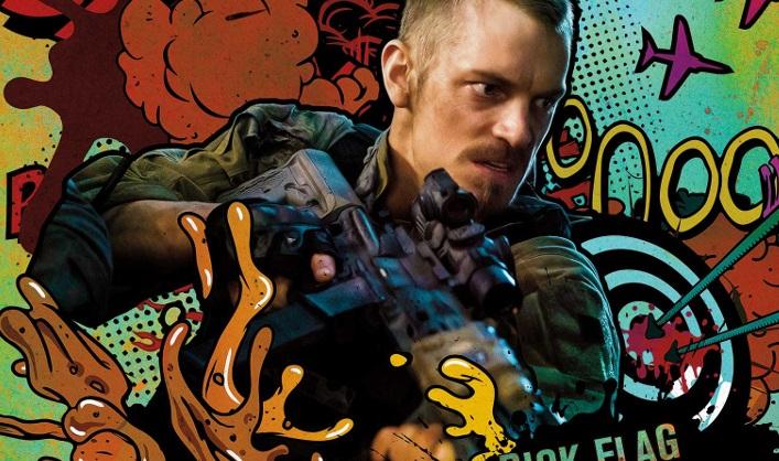 Legion Samobójców 2 – Joel Kinnaman szykuje się do powrotu. Zobacz zdjęcie