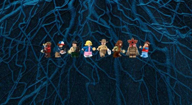 LEGO Stranger Things to 8 figurek i dwustronny dom Byersów. Zestaw już w Polsce