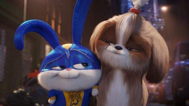 Sekretne życie zwierzaków domowych 2 - Snowball jako superbohater w nowym klipie