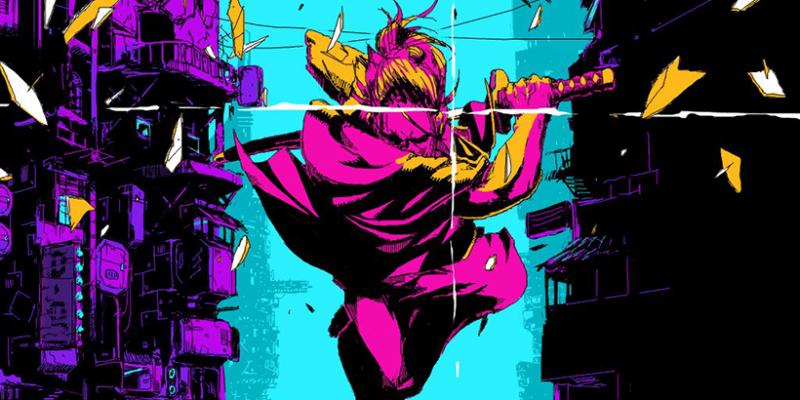 Katana Zero – recenzja gry
