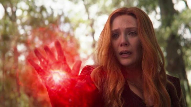 Avengers: Wojna bez granic - dublerka Scarlet Witch wrzuciła wideo. Tak pracowali nad walką