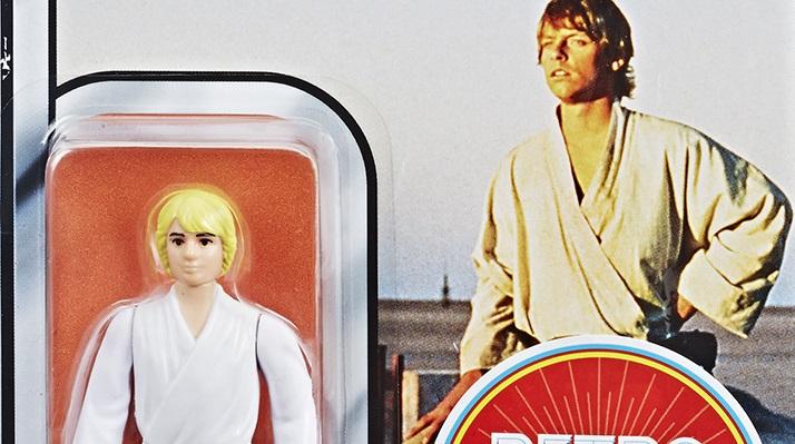 Gwiezdne wojny - Hasbro wyda serię klasycznych zabawek z końca lat 70.
