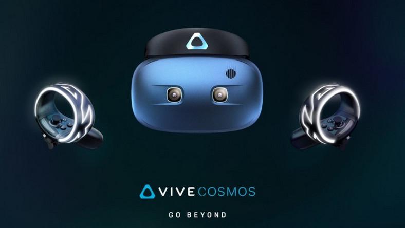HTC zdradza szczegóły na temat gogli Vive Cosmos
