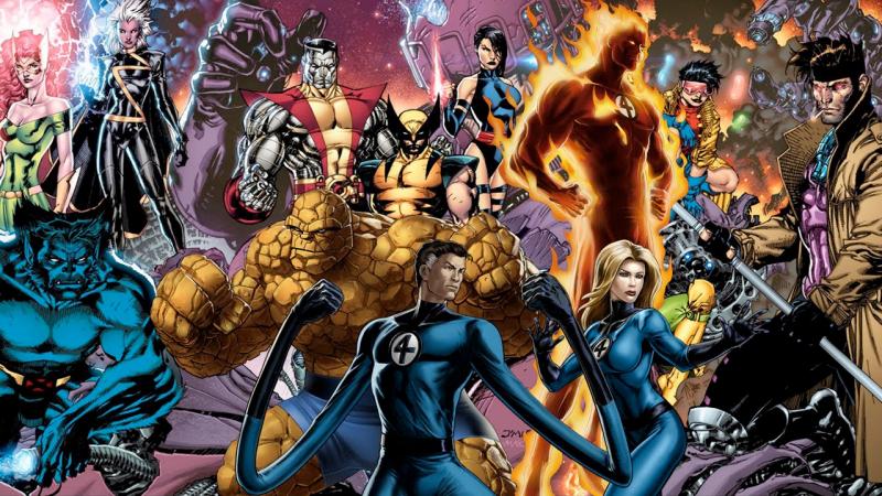 X-Men vs Fantastyczna Czwórka - miał powstać taki film? Poznaj szczegóły