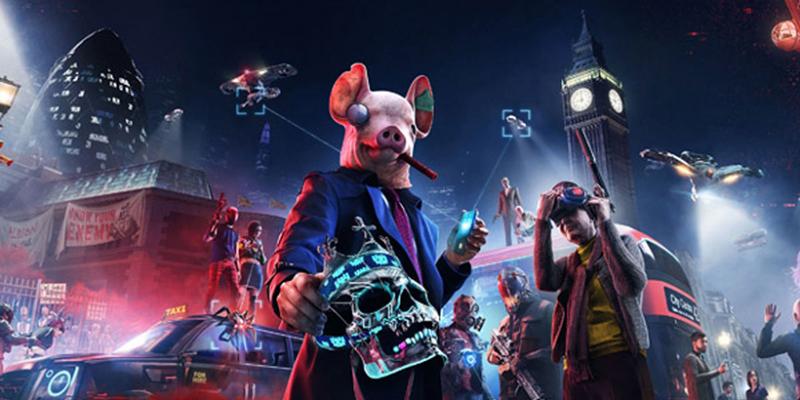 Watch Dogs: Legion z efektownym zwiastunem. Jest też sporo materiałów z rozgrywki
